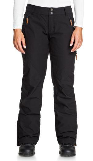 Roxy Cabin Wmns Pant - True Black