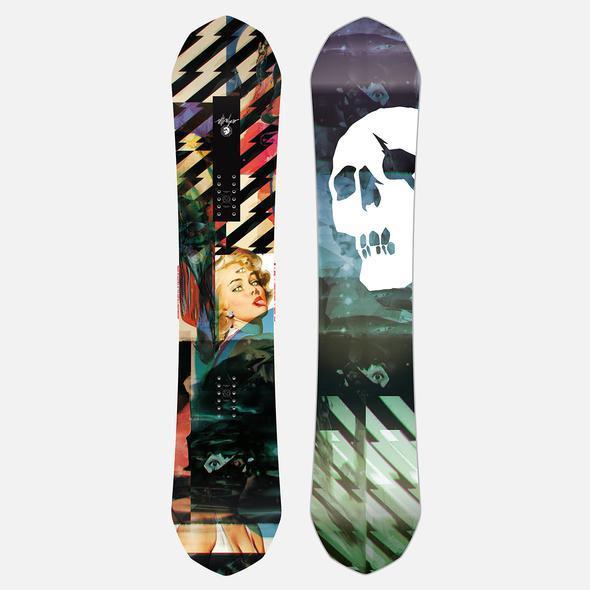 Capita Ultrafear 2020 Snowboard