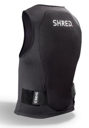 Shred Flexi Mini Back Protector Kids Vest