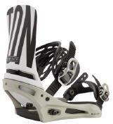 Burton Cartel X Snowboard Binding - Team Gray
