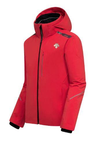 Descente Challenger Jacket - Electric Red