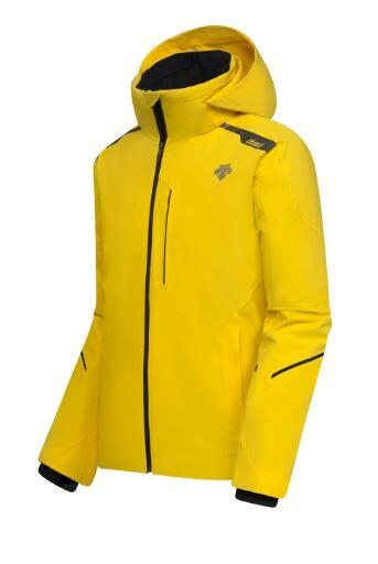 Descente Challenger Jacket - Blazing Yellow