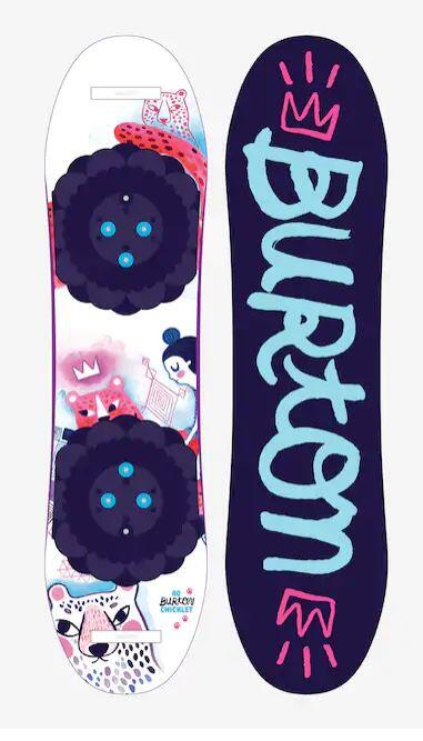 Burton Chicklet Kids  Snowboard