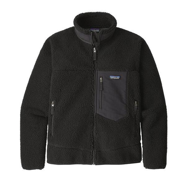 Patagonia Classic Retro-X Jacket - Black/Black