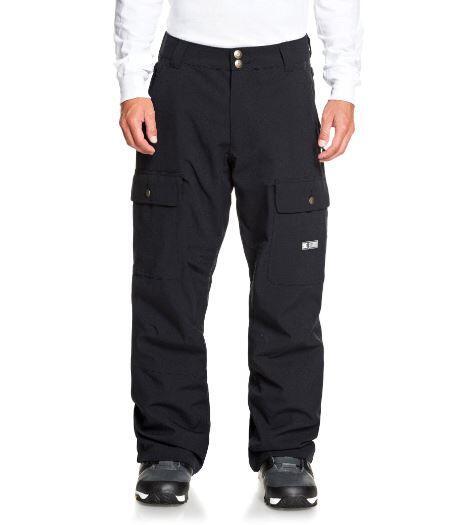 DC Code Pant - Black
