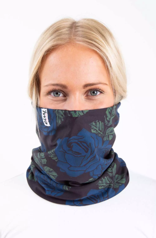 Eivy Colder Wmns Neck Gaiter - Blue Orchard