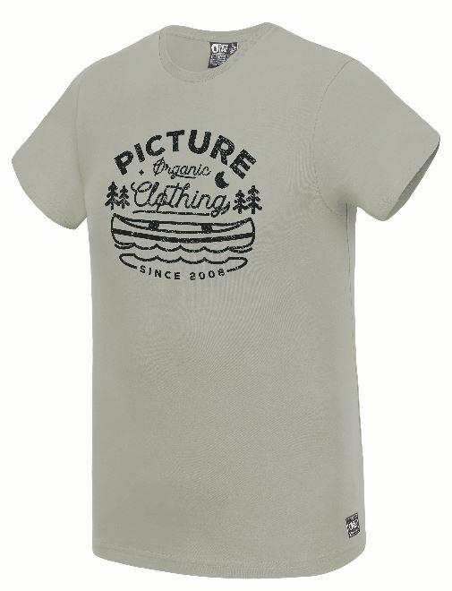 Picture Colter Tee - Stone