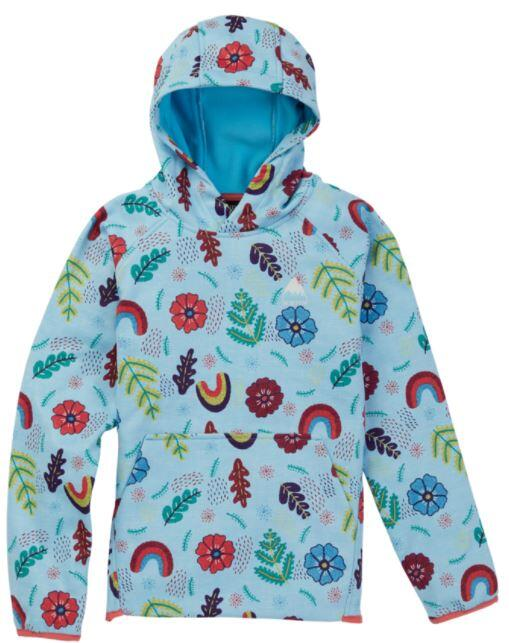 Burton Crown Kids Pullover Fleece