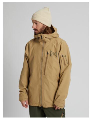 Burton AK Gore Cyclic Jacket - Kelp