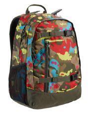 Burton Day Hiker 20L Kids Backpack - Bright Birch Camo Print
