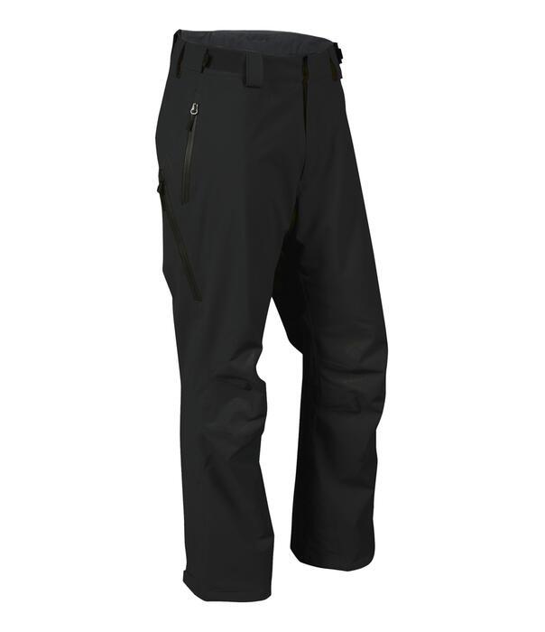 Karbon Dial Pant - Black/Black