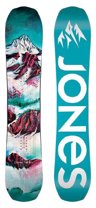 Jones Dream Catcher Wmns Snowboard