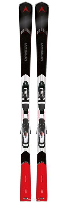 Dynastar CR 74 Fluid X Ski + SPX 12 Fluid Binding
