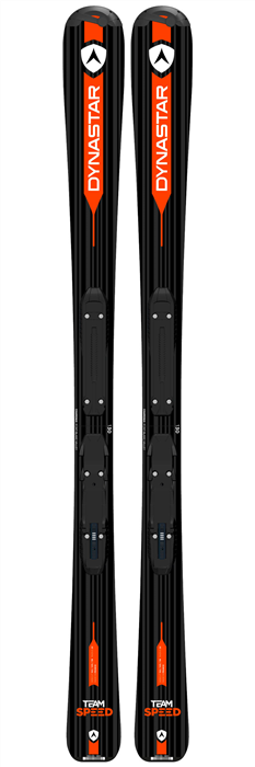 Dynastar Team Speed BK Ski + KID-X 4 Binding 18