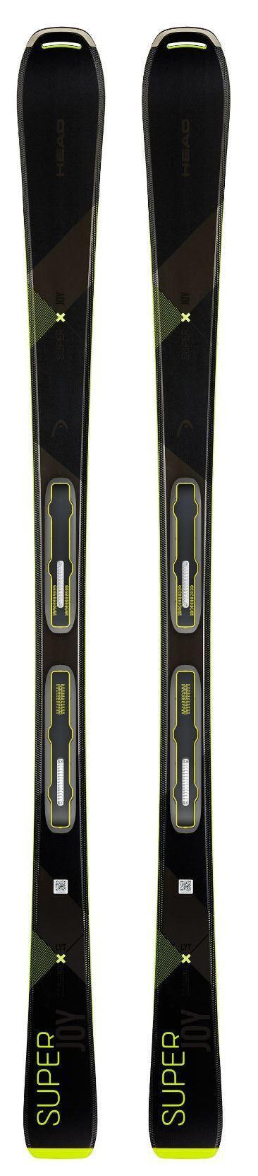 Head Super Joy SLR Wmns Ski + Joy 11 GW Binding