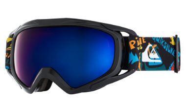 Quiksilver Eagle 2.0 Kids Goggle - True Black Ski Fun
