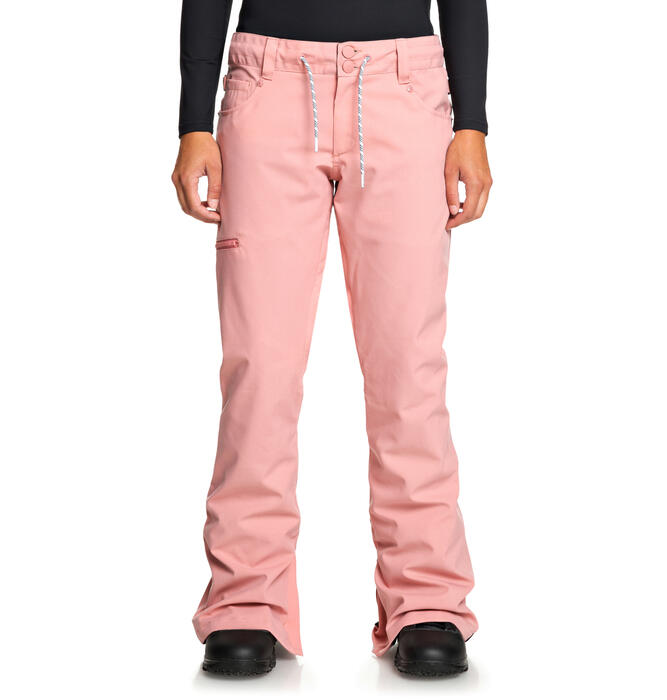 DC Viva Wmns Pant - Dusty Rose