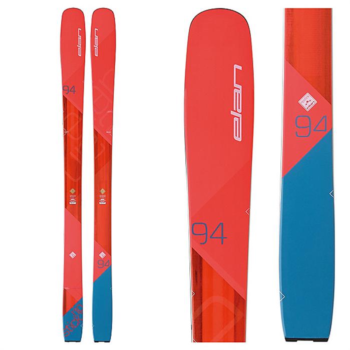 Elan Ripstick 94W Ski Only