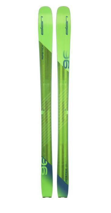 Elan Ripstick 96 Ski + Attack 13 Binding