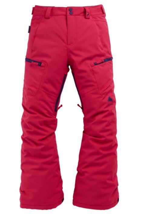 Burton Elite Cargo Kids Pant - Punchy Pink