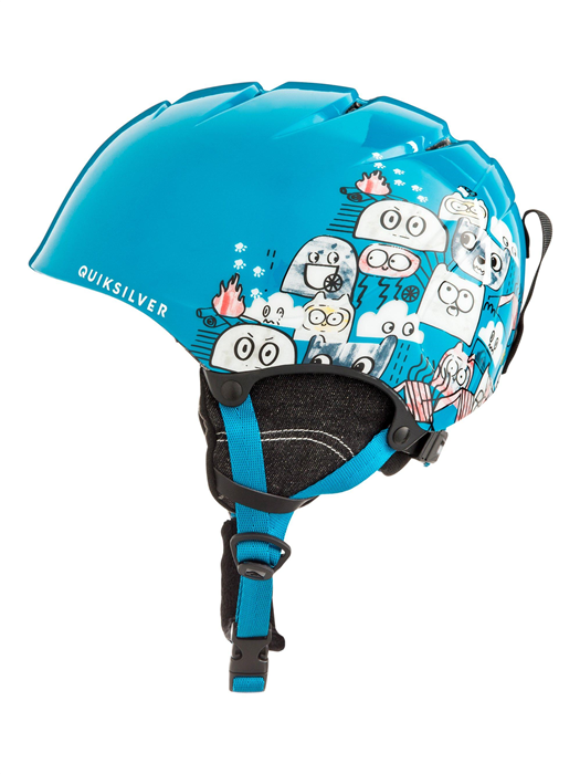 Quiksilver The Game Kids Helmet