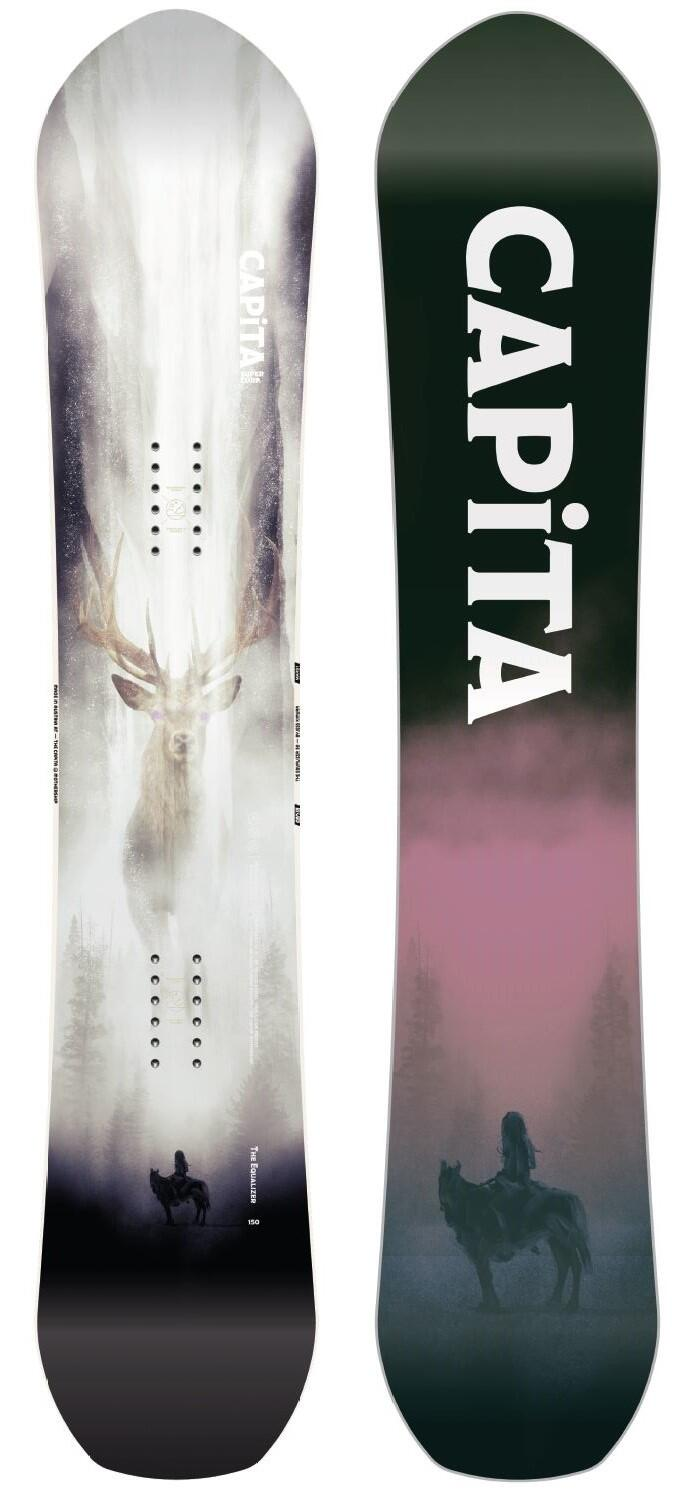 Capita The Equalizer Wmns Snowboard A