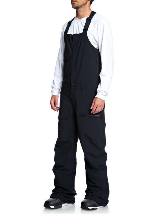 Quiksilver Utility Bib Pant - Black