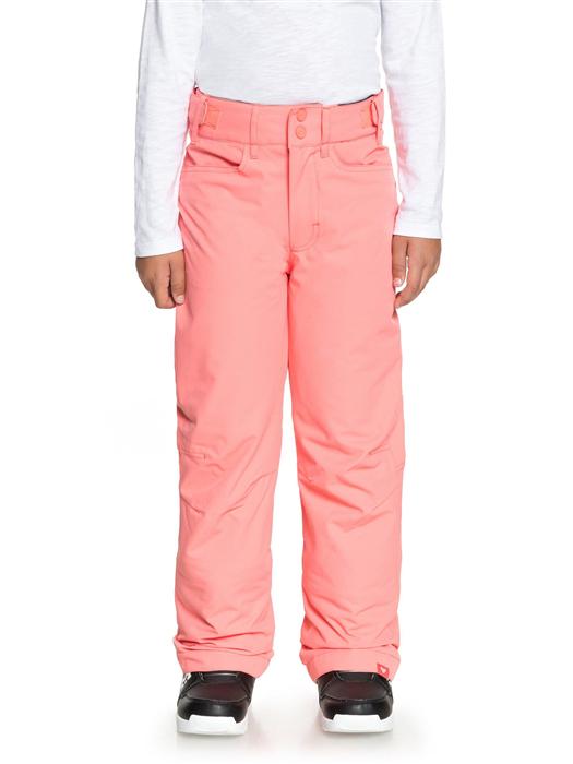 Roxy Backyard Girls Pant - Shell Pink