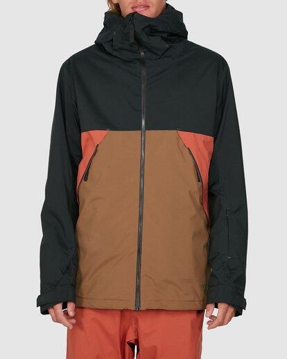 Billabong Expedition Jacket - Ermine