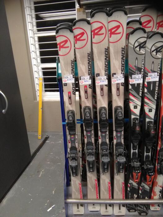 Rossignol Ex Rental - Experience RTL Ski + Binding