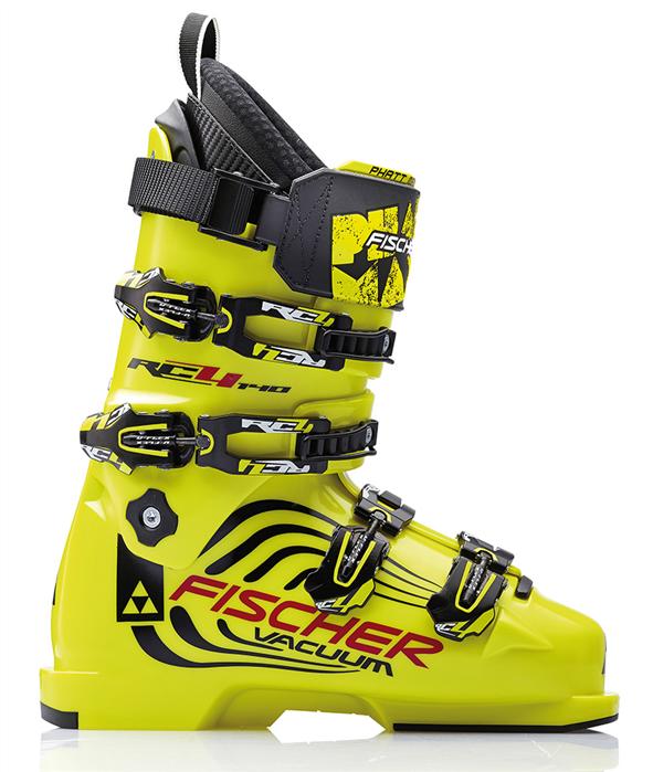 Fischer RC4 140 Vacuum Fit Ski Boot