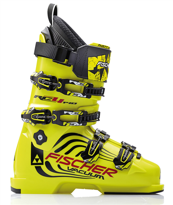 Fischer RC4 140 Vacuum Fit Ski Boot