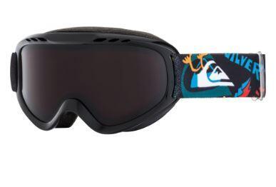 Quiksilver Flake Kids Goggle - True Black Ski Fun