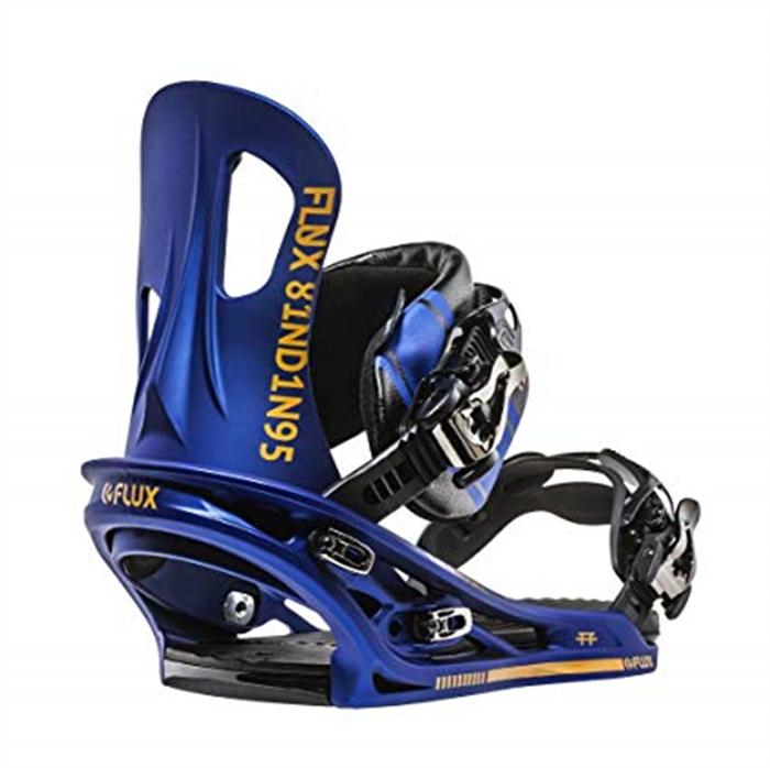 Flux TT Snowboard Binding