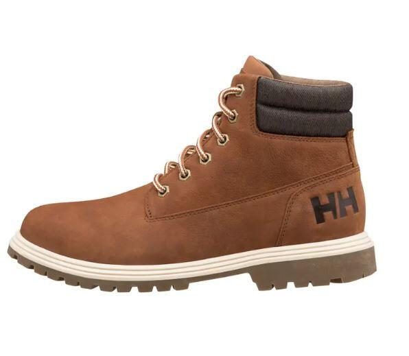 Helly Hansen Fremont Apres Boot - Dogwood/Beluga/Sperry Gum