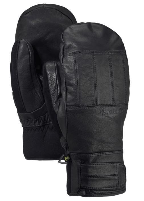 Burton Gondy GORE-TEX  Leather Mitt - True Black