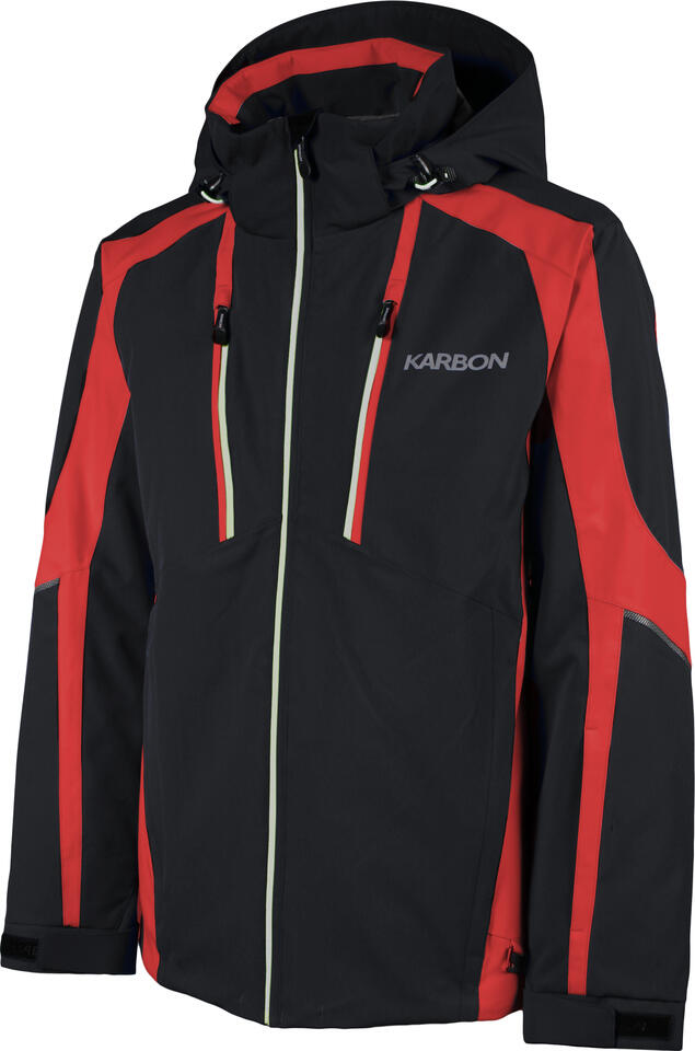 Karbon Graphite Alpha Neon Jacket