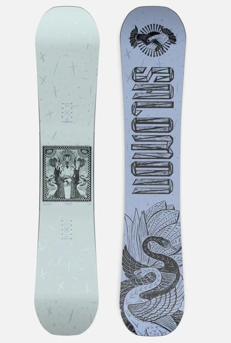Salomon Gypsy Wmns Snowboard