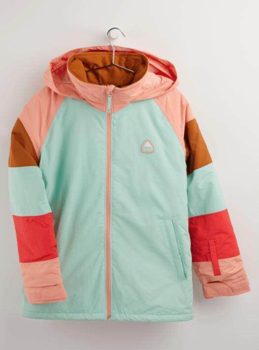 Burton Hart Kids Jacket - Fdjade/Dahlia
