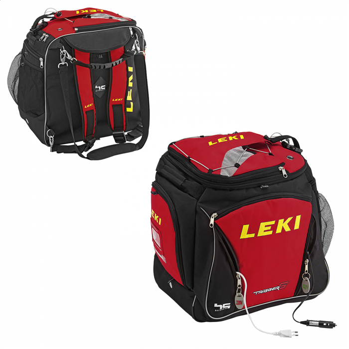 Leki Heated Ski Boot Bag