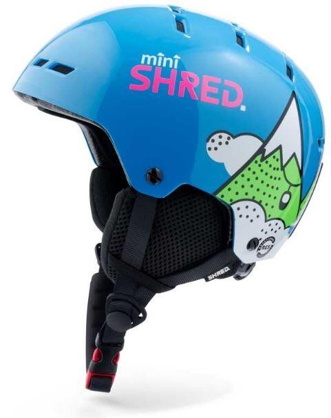 Shred Totality Mini NEEDMORESNOW Kids Helmet