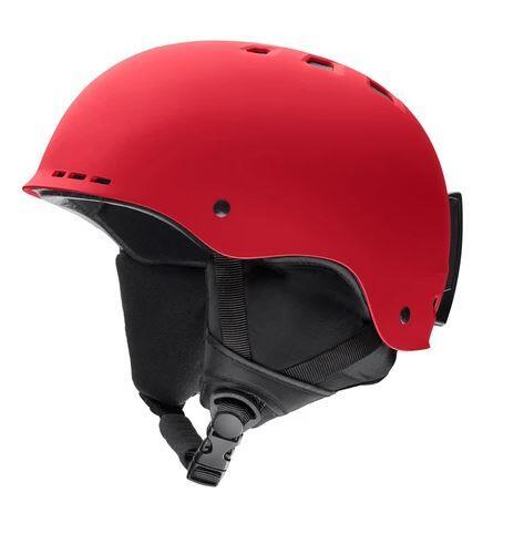 Smith Holt Helmet - Matte Lava