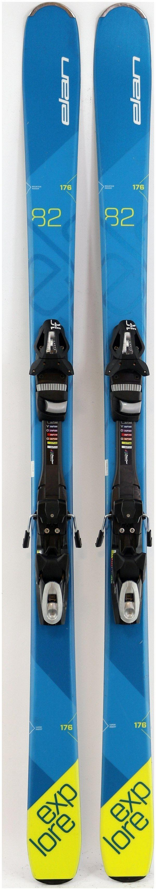 Elan Explore 82 PS Ski + EL 10 GW Shift Binding