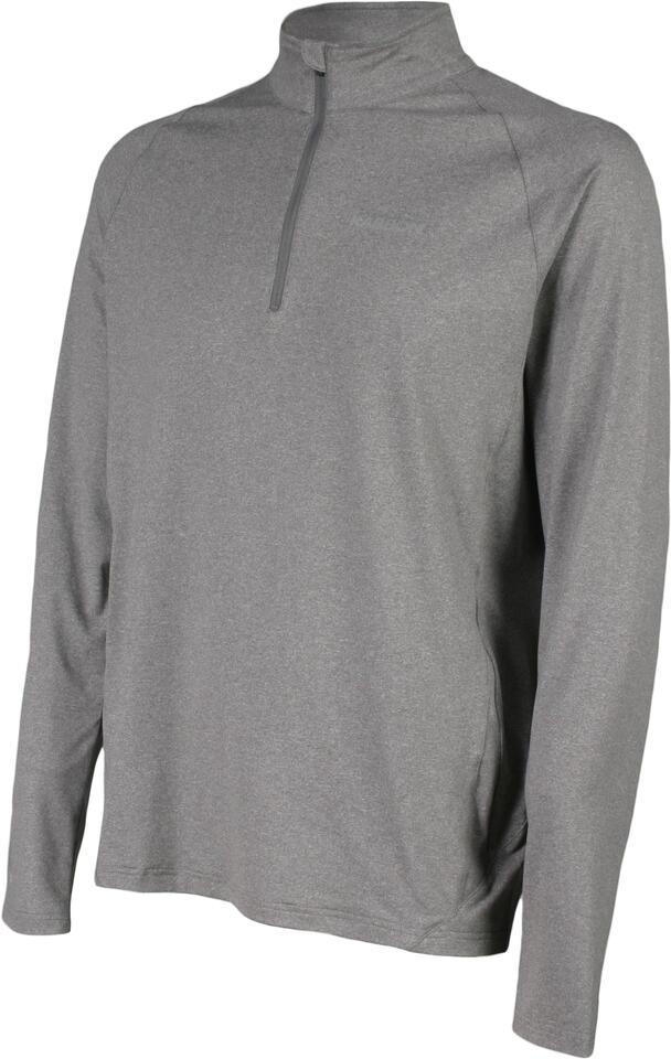 Karbon Inception 1/4 Zip Top - Grey