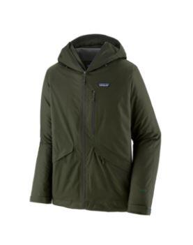 Patagonia Snowshot Insulated Jacket - Kelp Forest