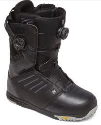DC Judge Snowboard Boot - Black