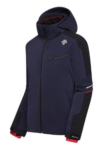 Descente Jurgen Jacket - Dark Night