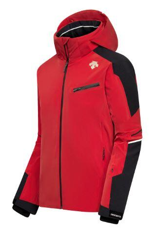 Descente Jurgen Jacket - Electric Red