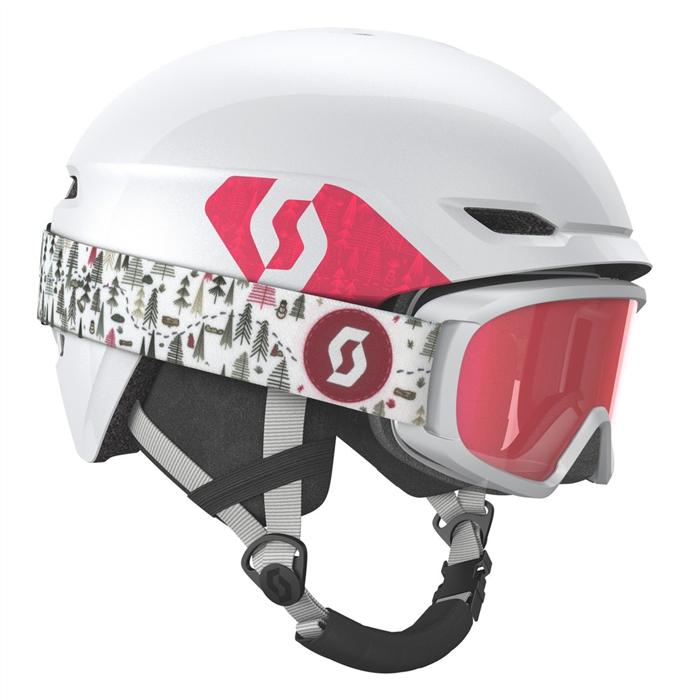 Scott Keeper 2 Helmet + Jr Witty Goggle