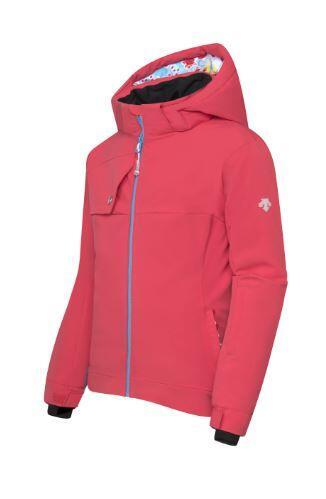 Descente Kloe Kids Jacket - Paradise Pink